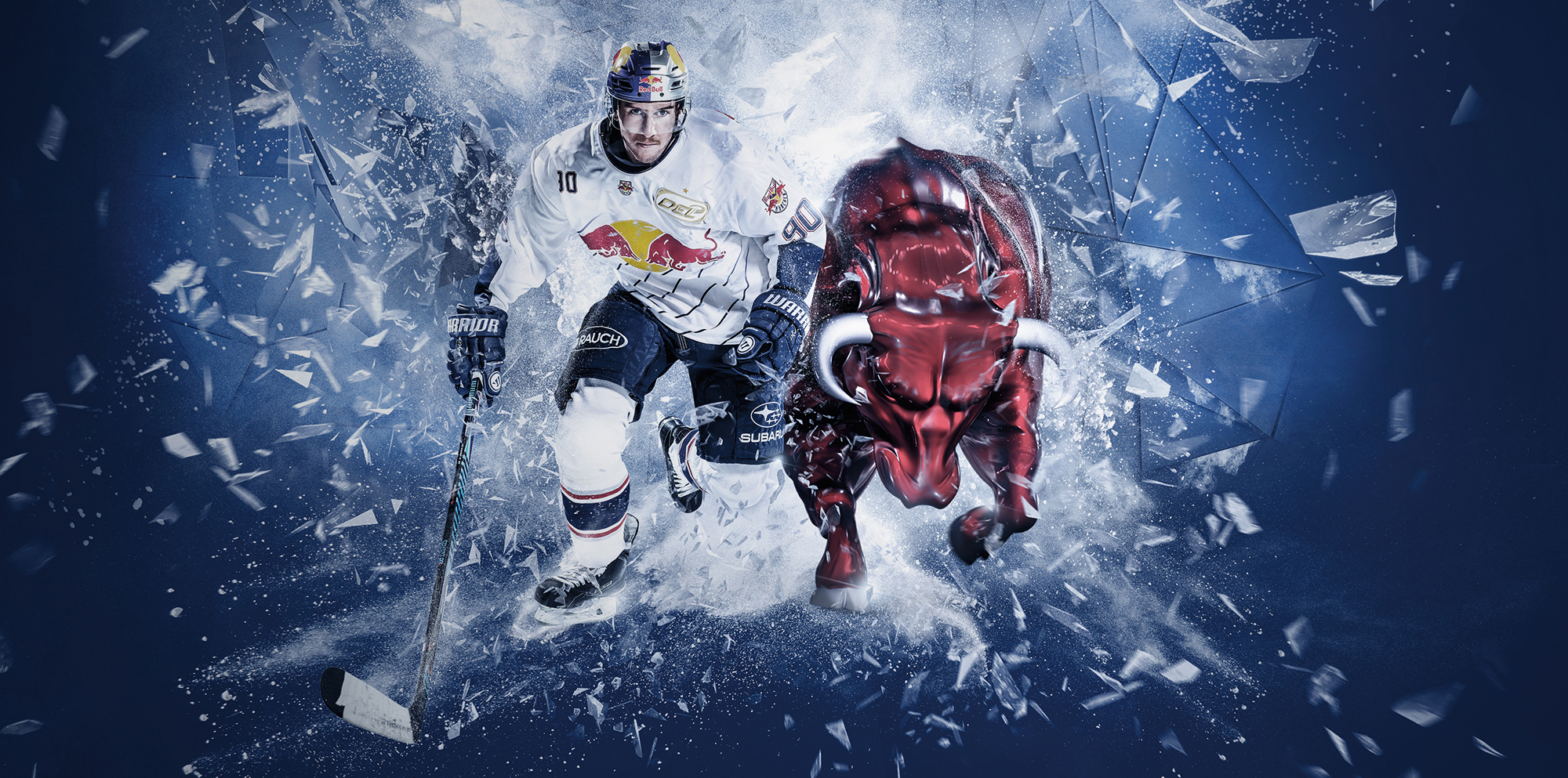 Red Bull works…